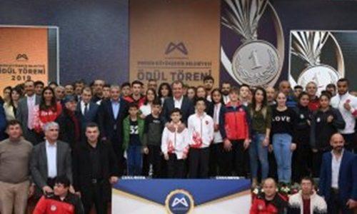 Mersin'de Başkan Seçer'den Spor'a Büyük Destek